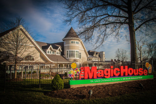 Magic House Children's Museum St. Louis