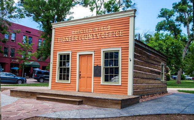 old colorado city pioneer county office